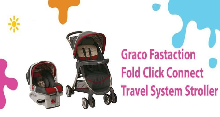 Graco Fastaction Fold Travel System Review (A Click Connect Stroller)