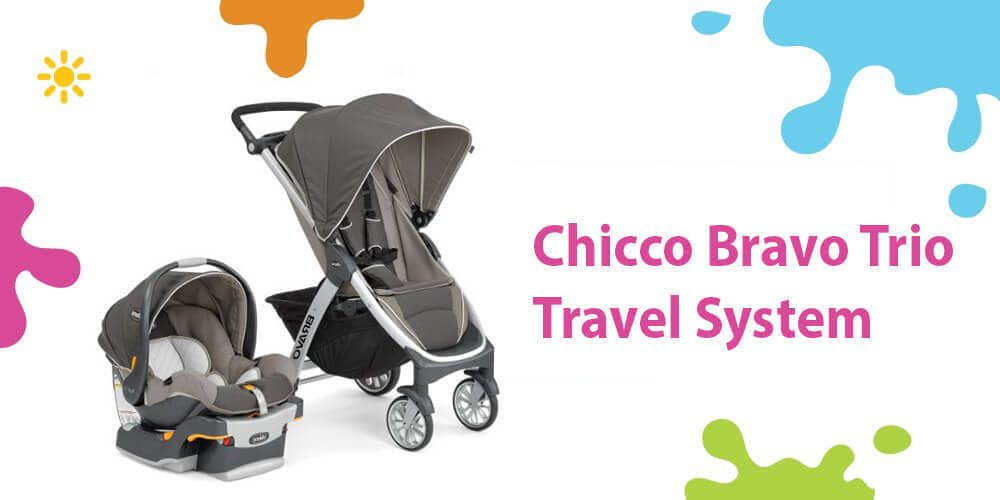 Chicco Bravo Travel System Review (The #1 Super Compact Trio Stroller)