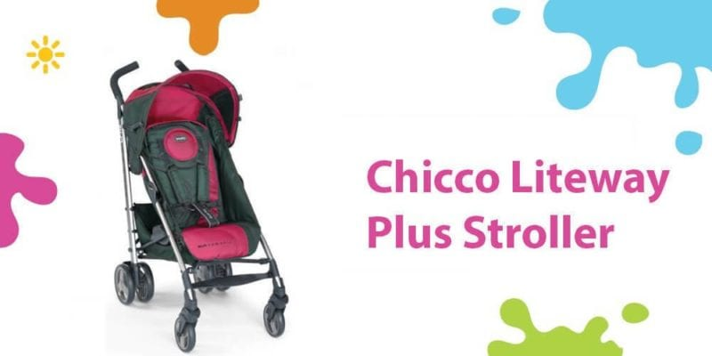 Chicco Liteway Plus Review (2 in 1 Car Seat Ready Umbrella Stroller)