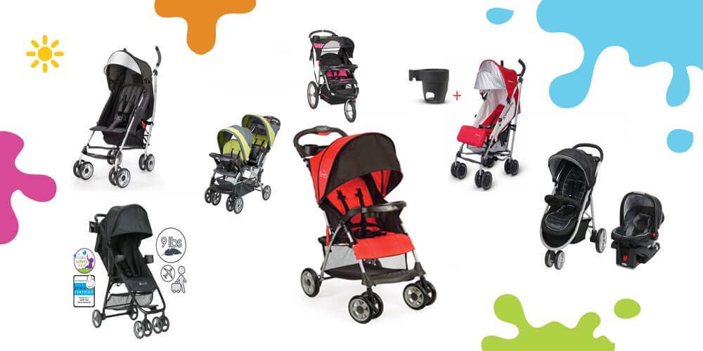 Types of Stroller - The Biggest List on The Web