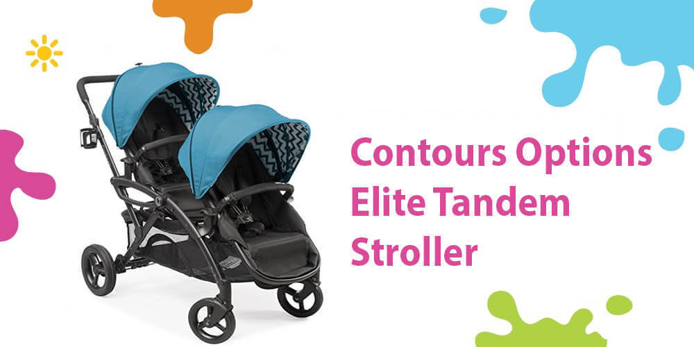 Contours Options Elite Tandem Stroller Review