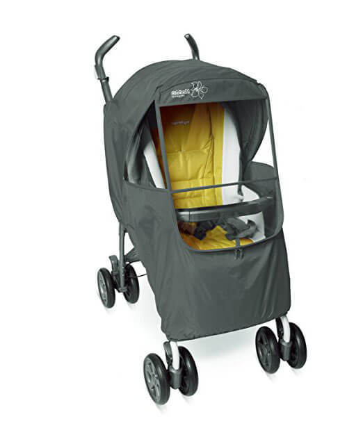 Manito Elegance Plus Stroller Weather Shield