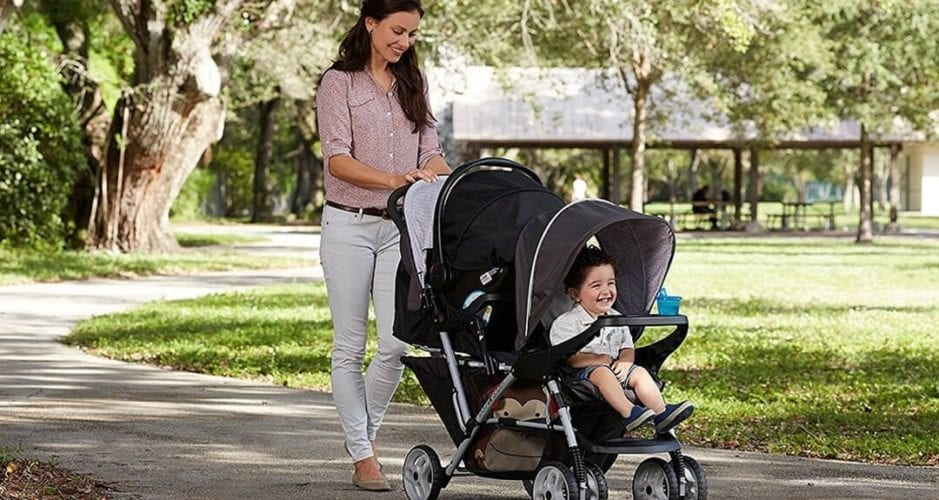 Graco DuoGlider Reviews {Classic Connect Stroller vs Click Connect}