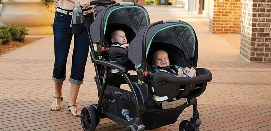 Best Car Seat Strollers for Twins