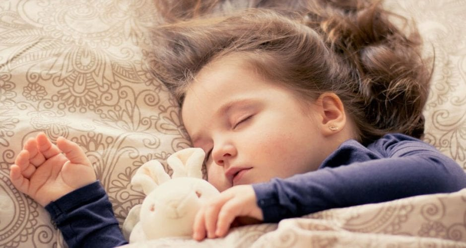 How to get your child to sleep better
