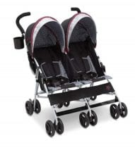 Delta Children Jeep Scout Double Stroller