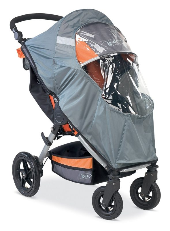 bob weather shield motion stroller