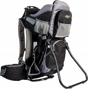 ClevrPlus Canyonero Camping Baby Backpack