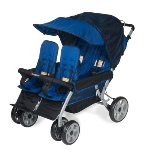 Foundations LX4 Quad Stroller Review