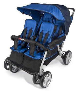Foundations LX4 Quad Stroller
