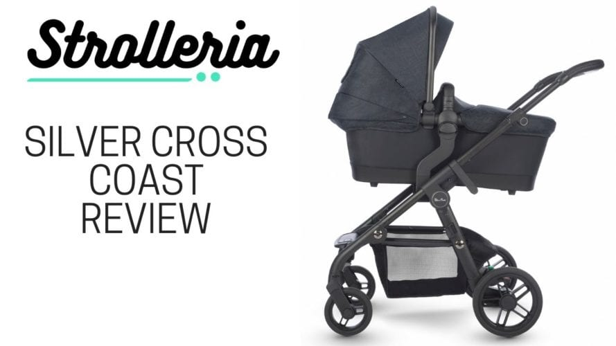 Silver Cross Coast Stroller Review
