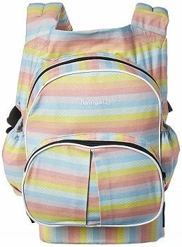 Stuff 4 Multiples Twingaroo Double-Baby Carrier