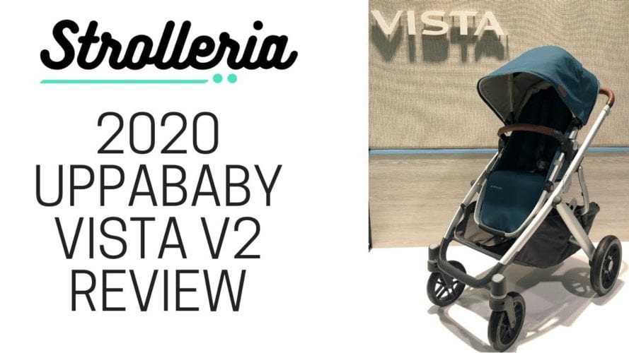 UPPAbaby VISTA V2 (2020) Review