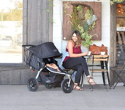 Use a Jogging Stroller